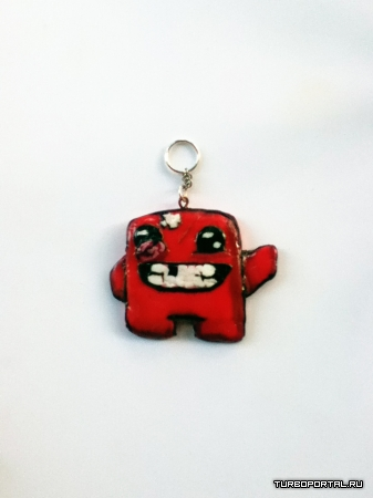 Super Meat Boy подарок