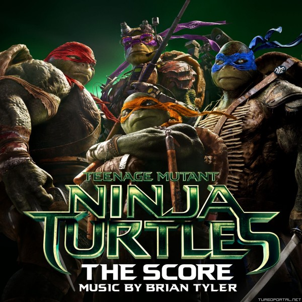 brian tyler teenage mutant ninja turtles